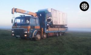 Услуги самогруза воровайки в Новосибирске