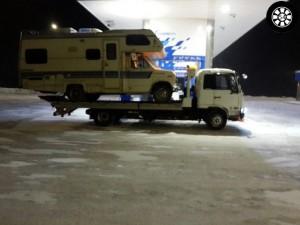 Услуги эвакуации в Новосибирске