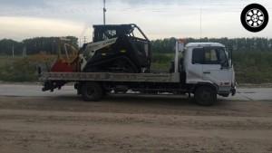 Эвакуация авто и спецтехники в Новосибирске