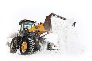 Уборка и вывоз снега Новосибирск