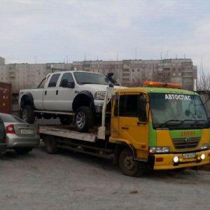 Эвакуатор-Новосибирск