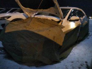 Отогрев автомобилей Новосибирск